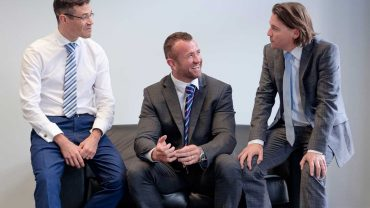 Edwards Estate Agents: Meet the guys that started it all