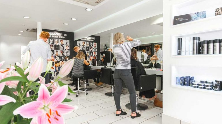 Toni & Guy, Bournemouth: Make Me Beautiful!