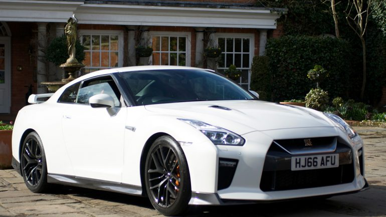 Review: A Ride In The New Nissan GT-R