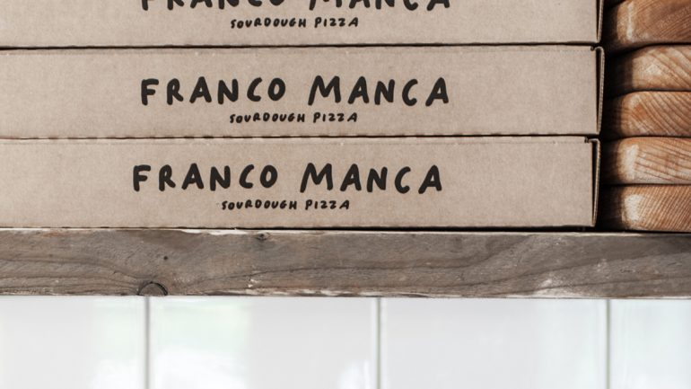 Franco Manca: Once you eat Napoli you'll never go back