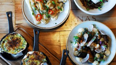The Eatery: Just damn good food