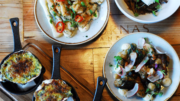 The Eatery: Just damn good food