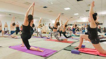 Fierce Grace; Yoga Enthusiasts Assemble!