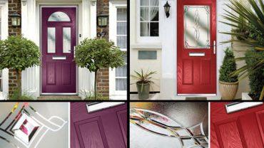 Apple Home Improvements: Top 5 Benefits of Composite Doors