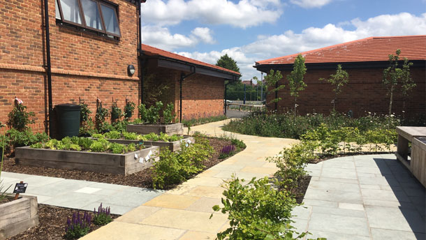 Outdoor Learning; How landscaping changed Winton Primary School
