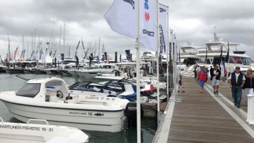 Coleman Marine Insurance reports back on the 50th Southampton Boat Show