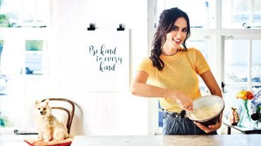 Lucy Watson: 'I'm obsessed with dinner parties!'