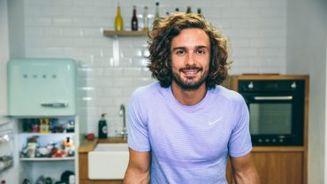 Joe Wicks on loving being a  new dad, improving as a cook and why he'll never count calories