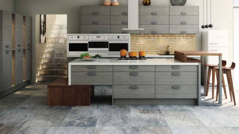 Dream Kitchens & Bathrooms: If you have the skill, no project is impossible