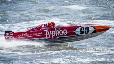 Powerboat P1: Powerboat racing and jet ski action returns to Bournemouth