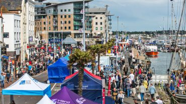 Children's Maritime Flags Bring Poole to Life