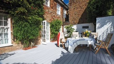 Introducing 'Hampton Decking': Revolutionary Decking For Your Home