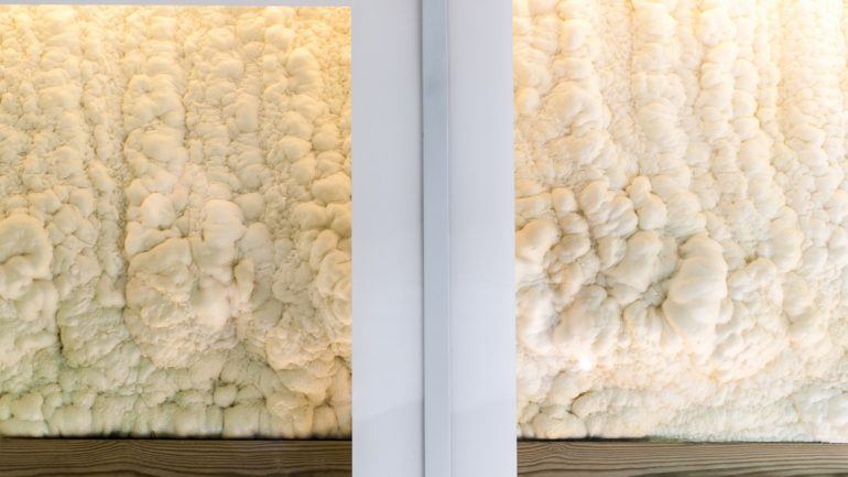 High Tech;  Foam Insulation: The ultimate home insulation