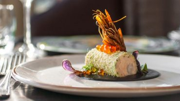 The Crab: Delectable food by the sea