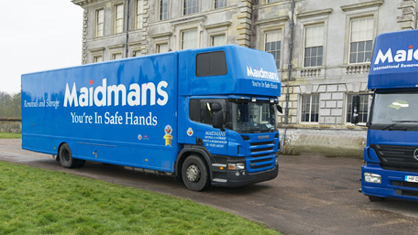 Using A Removal Firm or Man & Van