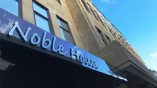 Noble House: The launch of an exciting town centre development