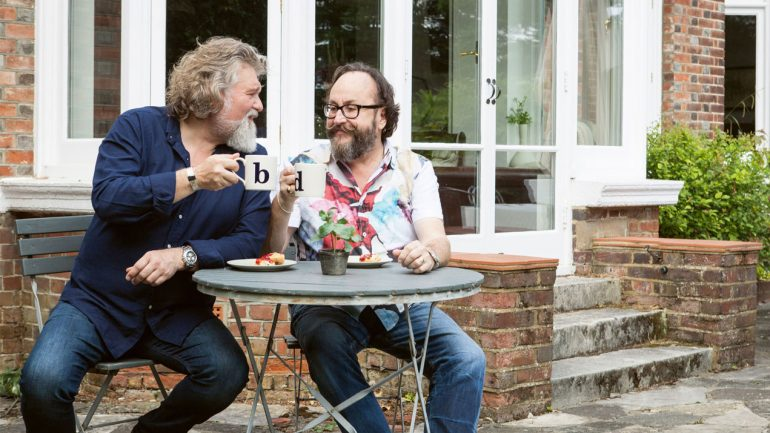 How to cook a friendship, the Hairy Bikers' way