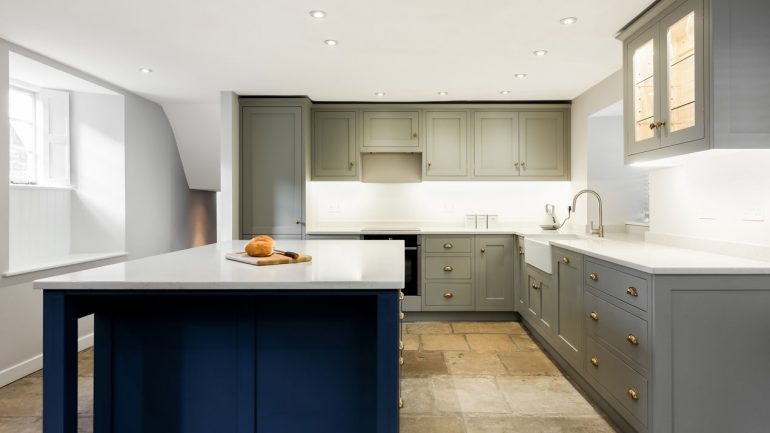 BH Kitchens, handmade locally and timelessly beautiful