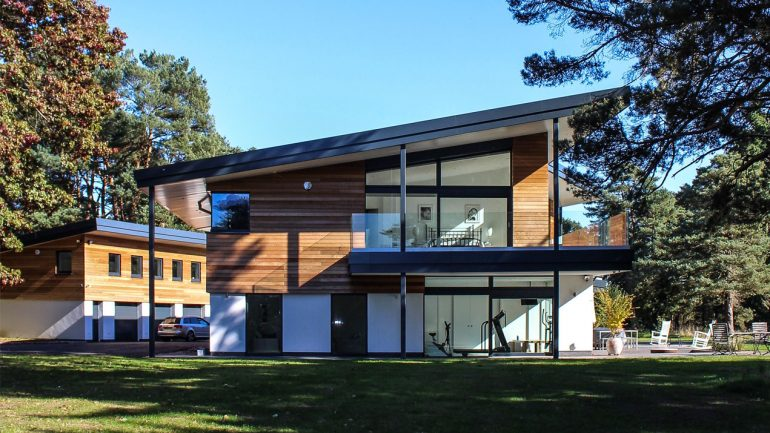 Bespoke property design from Tony Holt Design