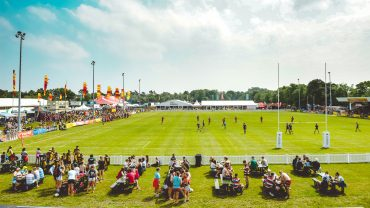 5 highlights of Bournemouth 7s; the world's largest sport & music festival!