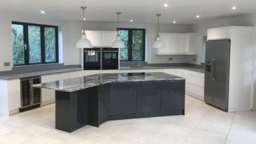 Cricklewood Kitchens; handmade kitchen furniture