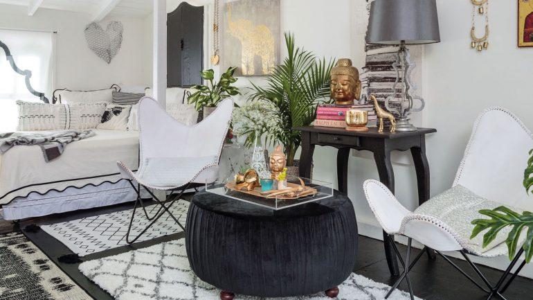 4 Ways to rock a Boho vibe at home