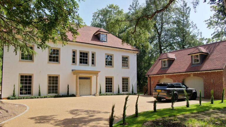 DG Developments; provide bespoke homes to the highest standard