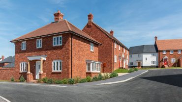 Buy with as little as 5%  deposit at Charminster Farm!
