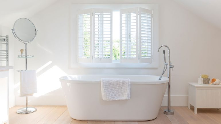 Enhance your home with stylish shutters