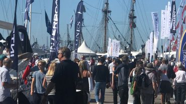 Coleman Marine Insurance reports back from the Southampton Boat Show
