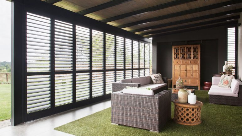 Providing Style and Peace of Mind with Security Shutters