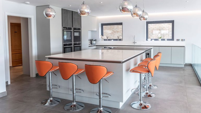 Design your dream kitchen with Living Interiors