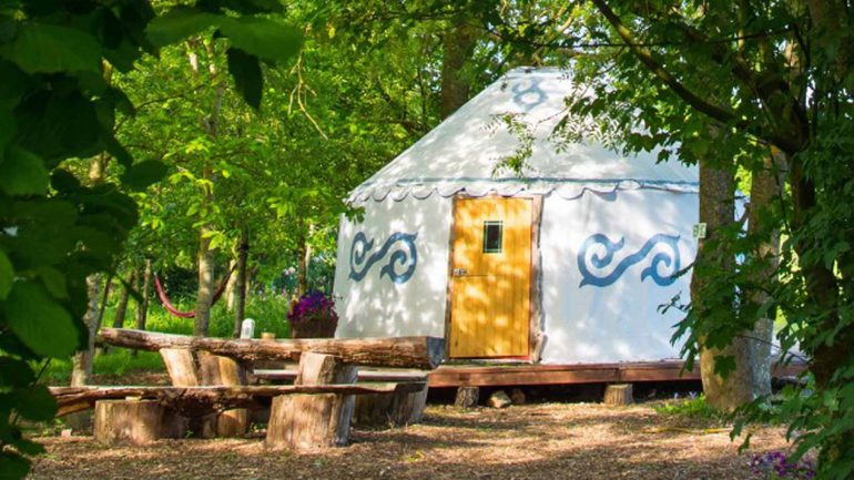 Why every parent should take their kids glamping at least once