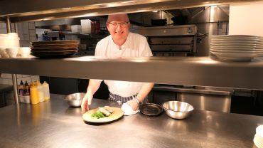 Meet David Whiffen; head Chef at the elegant Neo Restaurant