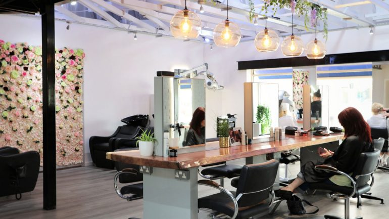Look and feel fabulous this Christmas with Revel Salon