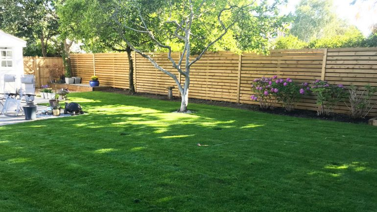 Transform your garden with BH Garden Solutions